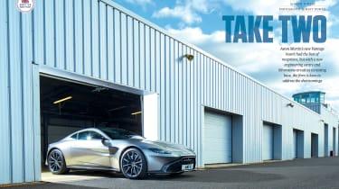 evo issue 255 - Aston Vantage