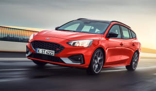 Ford Focus ST estate 2019