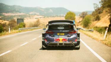 WRC Rally Sardinia - Fiesta