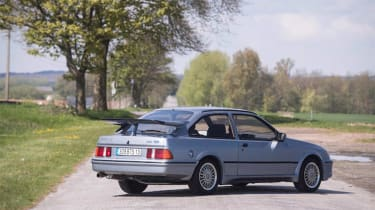 Bonhams Spa Classic - Sierra Cosworth