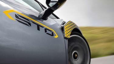 Lamborghini Huracan STO CP – front wing