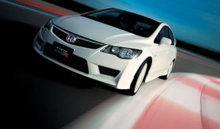 Japanese market Honda Civic Type-R