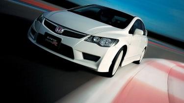 Japanese market Honda Civic Type-R
