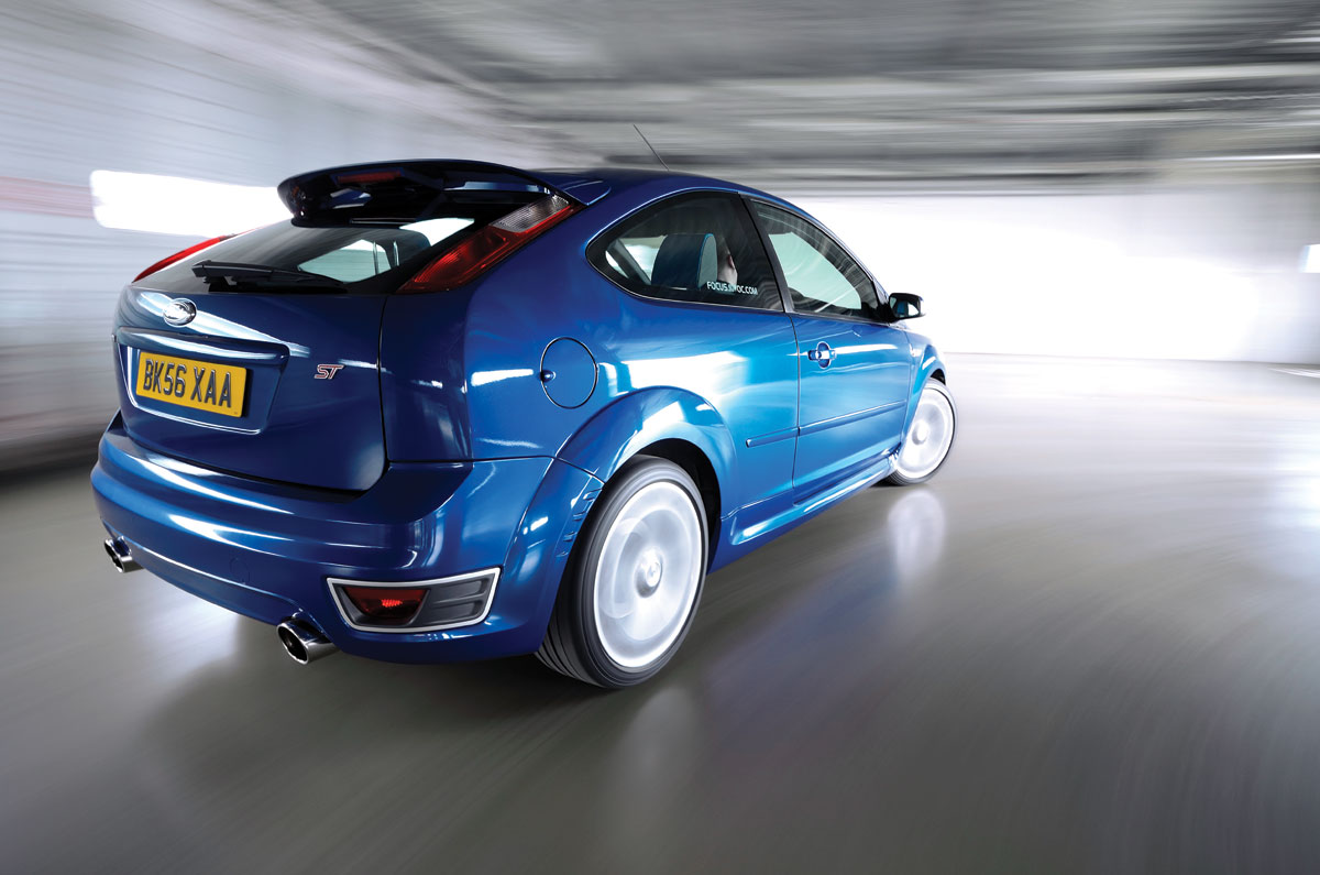 Ford Focus St Buying Guide Evo
