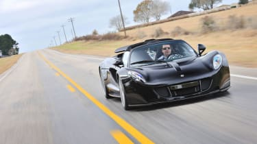 Hennessey Venom GT video review
