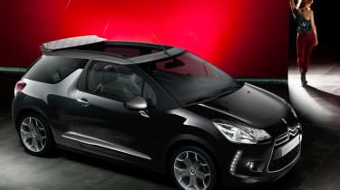 Citroen DS3 cabrio unveiled
