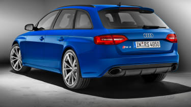Audi RS4 Nogaro edition announced