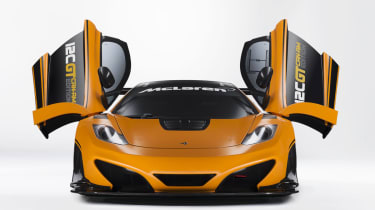 McLaren 12C Can-Am confirmed