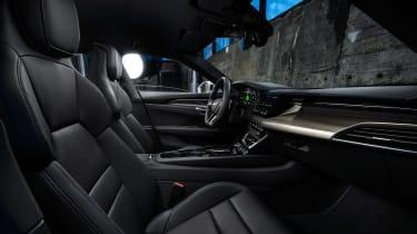 Audi e-tron GT quattro - interior