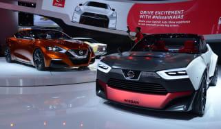 2014 Detroit motor show A-Z