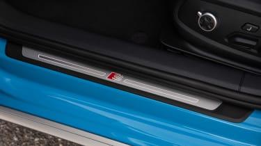 Audi S4 TDI review - sills
