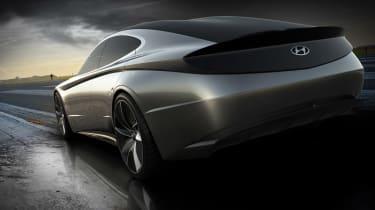 Hyundai Le Fil Rouge concept rear low