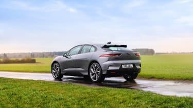Jaguar I Pace – rear quarter