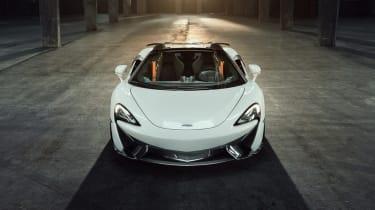 Novitec McLaren 570S Spider – front