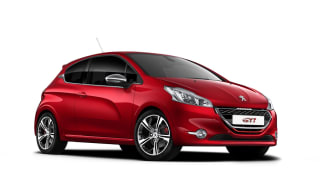 Peugeot 208 GTI unveiled