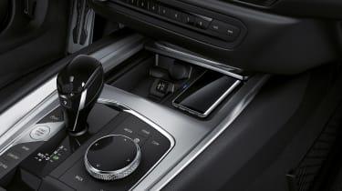 BMW Z4 M40i - console