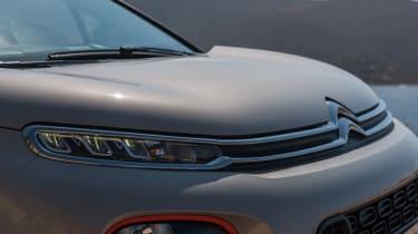 Citroen C3 Aircross - front