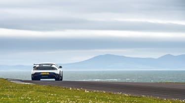 Aston Martin GT12 - track rear