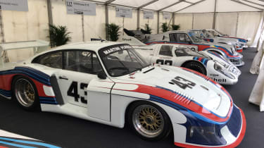Goodwood Festival of Speed - Martini