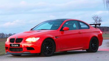 G-Power's 600bhp BMW M3 GTS