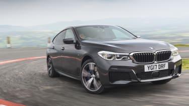 BMW 6-series GT 630d - front cornering