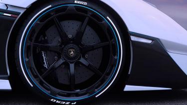 Lamborghini SC20 - wheel