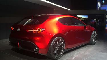 Mazda Kai Concept – rear quarter