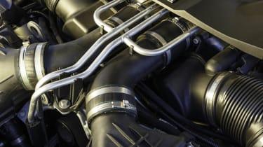 BMW M5 V8 engine