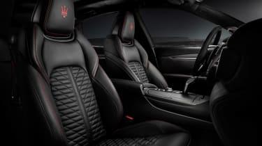 Maserati Levante Trofeo - seats