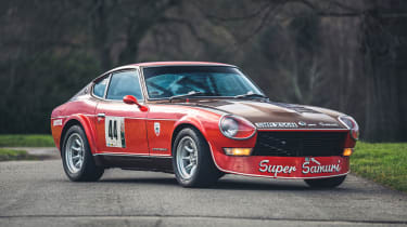 Silverstone Auctions - Dats 240Z front