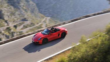 evo Magazine August 2014 - Porsche Boxster GTS