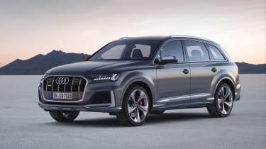 Audi SQ7 TDI - front quarter
