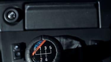BMW M5 E28 gearknob