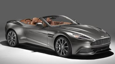Aston Martin Vanquish Volante by Q