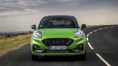 Ford Puma ST 2021 review – tracking