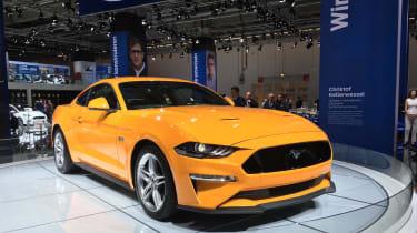 Ford Mustang - Frankfurt motor show