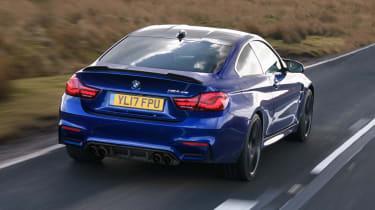 BMW M4 CS – rear