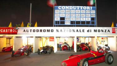 Maserati 250F display