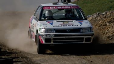 Legacy WRC car 91