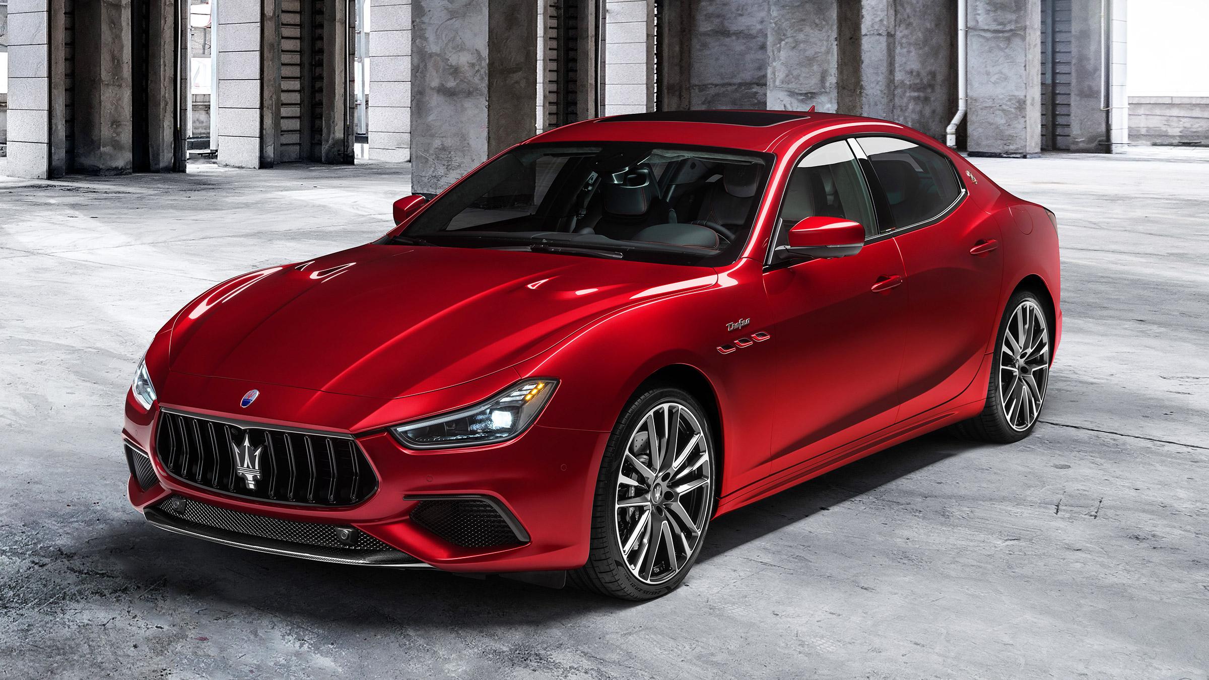 Maserati Ghibli Trofeo revealed - pictures   evo