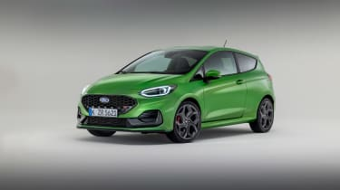 2022 Ford Fiesta ST –front