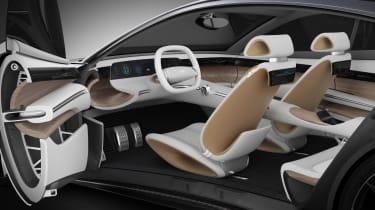 Hyundai Le Fil Rouge concept cabin