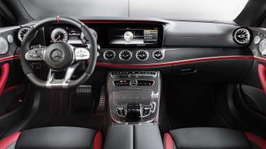 Mercedes-AMG E53 – cabin