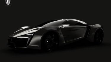 W Motors unveil supercar plans
