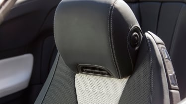 Mercedes-Benz E400 4Matic Cabriolet - Air scarf