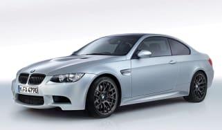 BMW M3 Frozen Silver edition