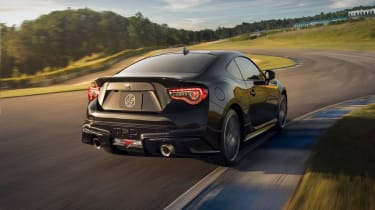 Toyota GT86 TRD Special Edition – Rear