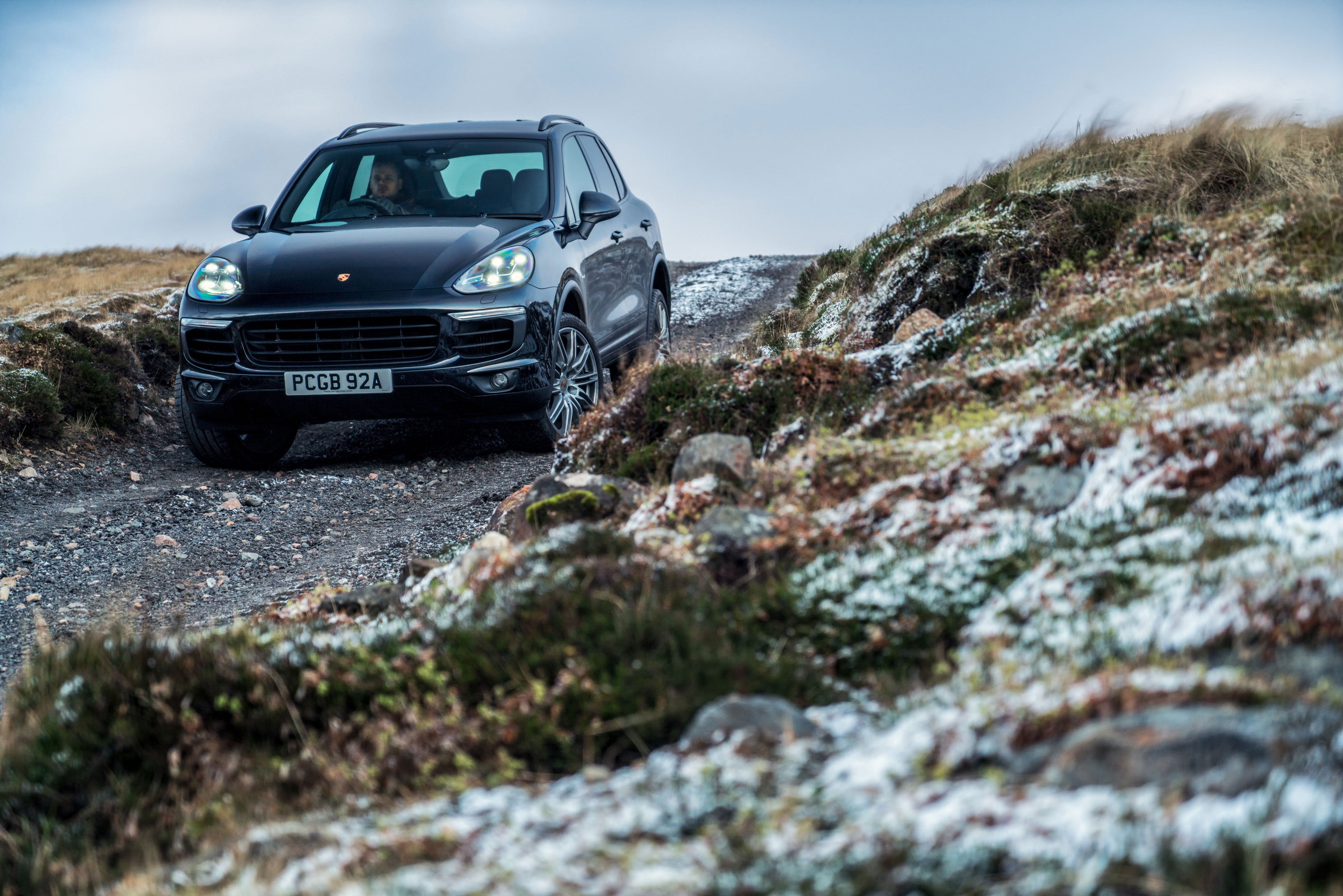 Porsche Cayenne review - Remarkably capable, the Cayenne is