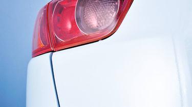 Mitsubishi Lancer Evolution X  light