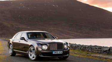 Bentley Mulsanne scenic static